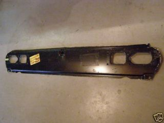 1977 1978 79 Ford Pinto Rear Body Tail Light Panel
