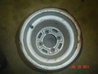 85 86 87 ATC250ES Honda Big Red 250ES 9 Wheel Rim Rear