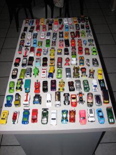 Mattel Hot Wheels Matchbox Others Lot 120 Cars Trucks