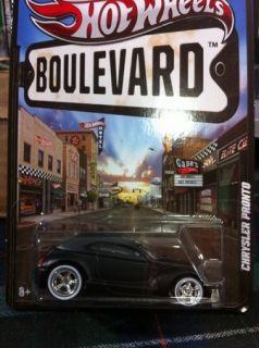 Chrysler Pronto Hot Wheels 2012 Boulevard D Case New Release