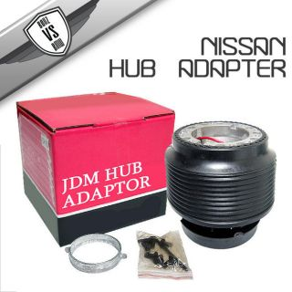 Fit 90 96 Nissan 300zx 87 90 Pulsar JDM Sty Boss Kit Steering Wheel