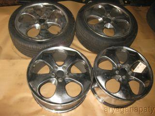 90 91 92 93 94 95 96 Nissan 300zx Aftermarket Wheels Rims 5 Spoke