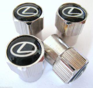 Lexus Valve Caps Tires Rims Wheels IS250 is350 Is gs350 GS RX350