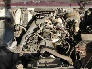 Ford Ranger Engine L Cyl Motor