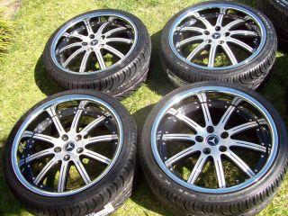 Wheels Tires E320 E430 E420 E350 E500 E55 211 210 Rodderick 96 08