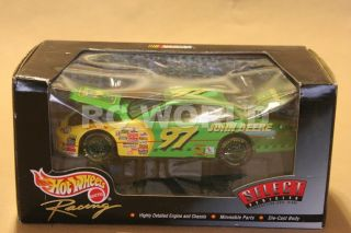 Hot Wheels Racing Select Vehicles 1 43 NASCAR Diecast Model 97 John
