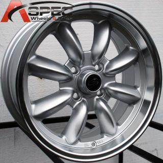 16x7 Rota RB Rim 4x100 Wheels Exclusive for Mini Cooper