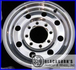 95 96 97 98 99 00 08 Ford E150 E350 F250 16 Polished Wheel Used Rim