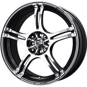 17 Konig Wheels Rims 5x100 5x114 3 Toyota Prius Dodge Neon Honda