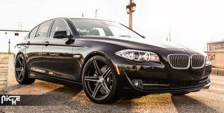 20 Niche Apex Wheels Black BMW 3 Series 325 328 330 335 F30 E90 E92