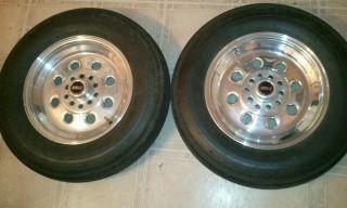 Weld Draglite Wheels Front Runner Mopar Ford GM 3 5