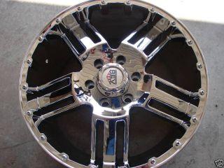 20 Tahoe Yukon Sierra Silverado Denali Wheels