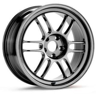 18 Enkei RPF1 SBC Rims Wheels 18x9 5 15 5x114 3 evo8 EVO9 STI EVO