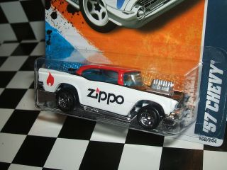 Hot Wheels 1957 Chevy Zippo Custom