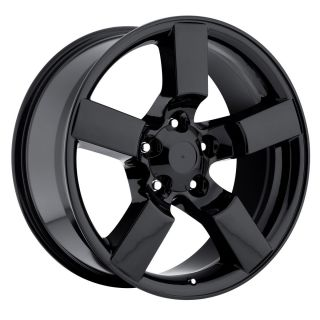 Lightning Wheels Rims Black Tires Fitt F150 97 04 Good Deals