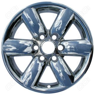 Nissan Armada Titan Chrome Wheel Skins 18inch 2008 2010