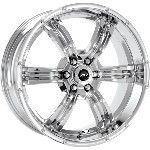 16 inch Chrome Wheels Rims Chevy Truck Tahoe Yukon New
