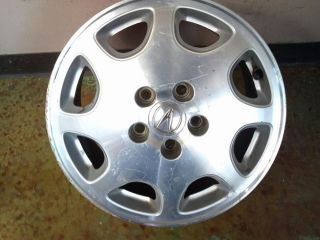 16 inch 99 00 01 Acura RL Factory Alloy Wheel Rim 71699 560 71699 16x7