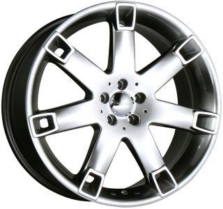 18 Decorsa Fusion Wheels Rims Toyota Honda Accord Crosstour 5x114 3