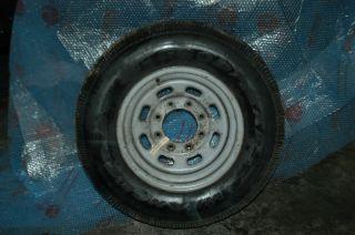 99 00 01 02 Ford F250 F350 Excursion 16 Wheel Rim Spare Tire Goodyear