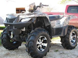 28 Swamp Lite ATV Tire 14 SS112 Wheel Kit Complete