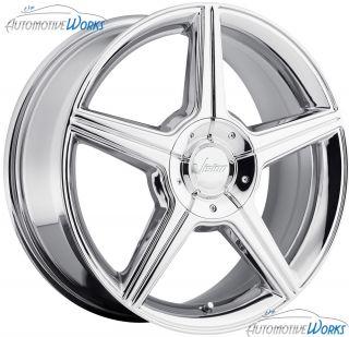 Vision Autobahn 5x105 5x115 40mm Chrome Wheels Rims inch 16