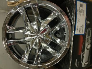 16 INCH ULTRA CHROME WHEELS HONDA CIVIC, ACURA INTEGRA, NISSAN SENTRA