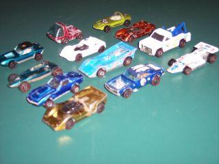 Vintage Redline Hot Wheels Lot
