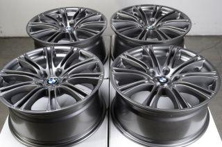 Gun Metal Wheels BMW 323 325 335 128 135 330 318 Z3 Pilot Equinox Rims