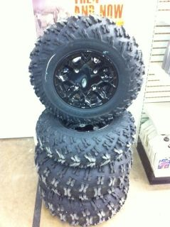 2012 Can Am Renegade Stock Tires Wheels 4 137