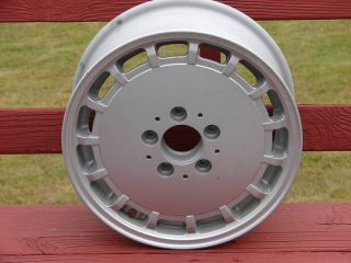 Original Genuine Mercedes Benz 124 E Class Wheel