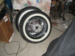 Profile Spoke Wheels for Harley Touing Models