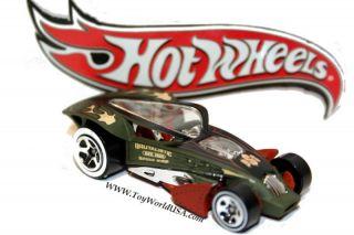 2007 Hot Wheels Treasure Hunt 127 Brutalistic