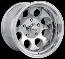 CPP ion Alloys Style 171 Wheels Rims 17x9 6x135mm Polished Aluminum