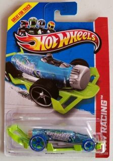 2012 Hot Wheels HW Racing Carbonator Hidden Treasure Hunt Car 136 250