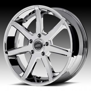 18 inch AR840 Chrome Wheels Rims 6x135 Ford F150 Expedition Lincoln