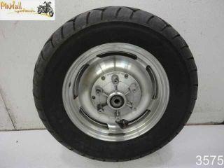 00 Yamaha VMAX VMX1200 V Max Rear Wheel Rim