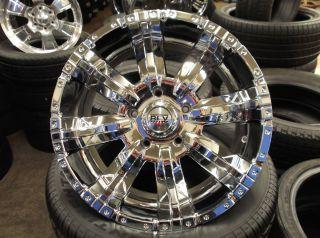20 Rev Dirty Harry 808 Wheel Rim Toyota Tundra