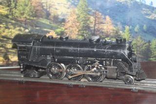 224 Steam Locomotive Baldwin disk drive wheels with nickel rims 1946