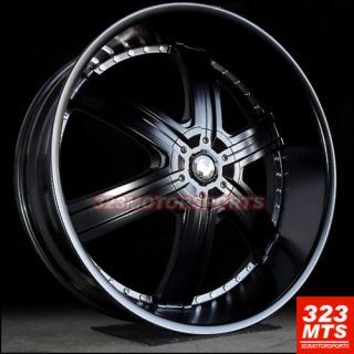 26 Rims 2CRAVE 4 Chevy Ford Cadillac Tahoe Yukon