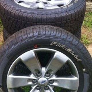 20 Ford F 150 Expedition FX2 FX4 Wheels Rims Tires