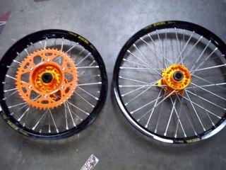 Excel Wheel Set Rim KTM SX EXC SXF 125 250 450 525 350