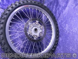 YZ125 YZ250 Excel Wheel Front Rim 21 2000 2001 2002 2003 2012