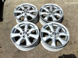 Toyota Wheels 16 Used Alloy Aluminum Factory Rims