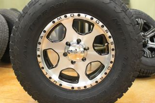 17 Ultra rims wheels 285 70 17 F150 Nissan 6x5 5 Chevy GMC Silverado