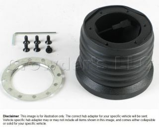 Steering Wheel Hub Kit for Momo NRG Sparoc Mercedes W140 Made in Italy