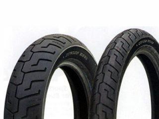 100 90V19 Dunlop K591 Harley Davidson Front Tire
