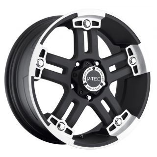 17 x8 5 inch V Tec Warlord Wheels Rims 5x5 5 5x139 7 12 Dodge RAM 1500