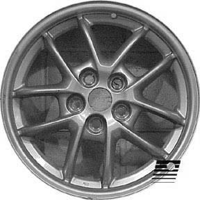 Mitsubishi Eclipse 2000 2002 17 inch Compatible Wheel