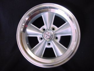 Thrust American Racing Vintage 15x7 Wheels GM Chevy Buick Olds